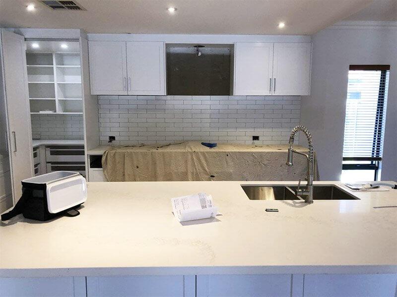 Kitchen Tiling Perth
