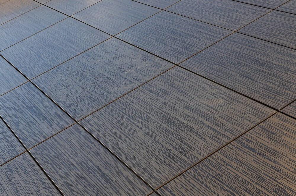 Diagonal Tile Layout