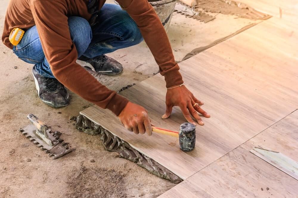Hiring a Tile Installer